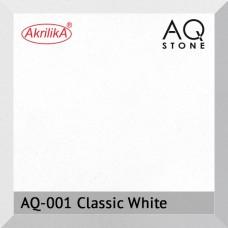 AQ-001 Classic White