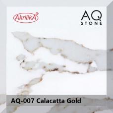 AQ-007 Calacatta Gold