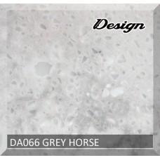 DA066 grey horse