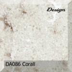 DA086 corall