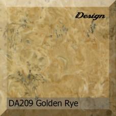DA209 golden rye