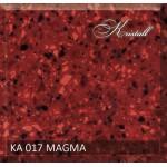 K017 magma