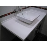 Столешница в ванной 1